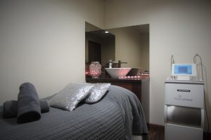 beauty laine treatment room